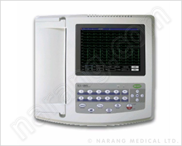 ElectroCare | Buy ECG Machine | Medical Equipments